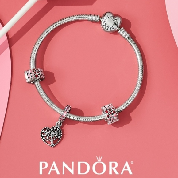 Pandora Jewelry - Pandora Tree of Love Bracelet Set